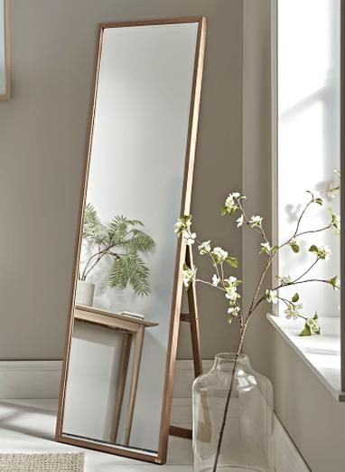 Full Length Mirrors Large Long Free Standing Floor Mirrors For Sale Uk Standing Mirror Mirror Designs Mirror Design Wall
