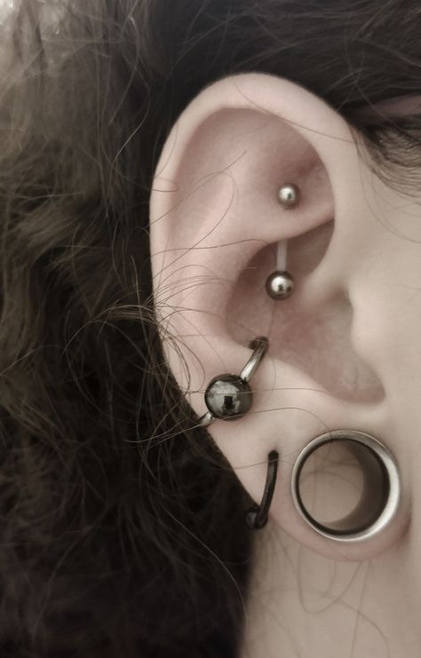 i reached 12 mm i think i'm satisfied with this size. time to get fancy eyelets~