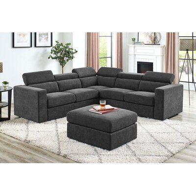 Orren Ellis Sectional Sectional Sofa Furniture Home Decor