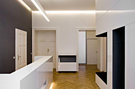 Rechtsanwaltskanzlei HLMK Büro Projekte BWM Architekten - tresen f r k che