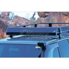 Arb Roof Rack Wind Deflector 44 Inch 3700320 Roof Rack Basket
