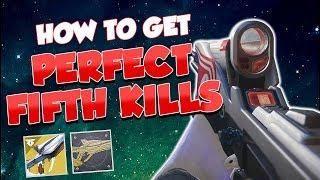 How to Masterwork Polaris Lance! Perfect Fifth Kills Fix
