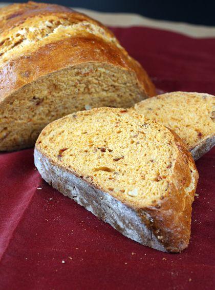 pane al pomodoro (tomato bread)