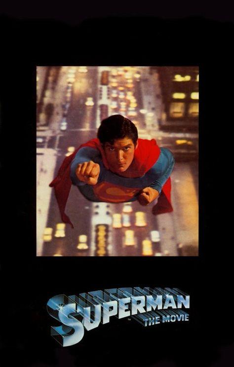 Superman: The Movie 11x17 Movie Poster (1978)