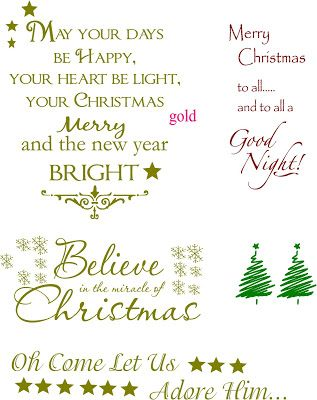 words for christmas cards greeting - Goalgoodwinmetals