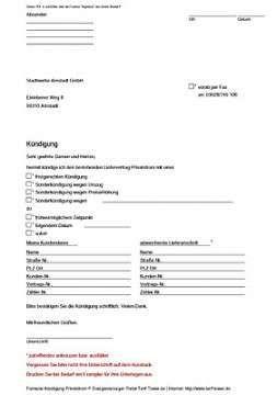 Komplett Eon Stromvertrag Kundigen Vorlage Vorlagen Empfehlungsschreiben Offizieller Brief