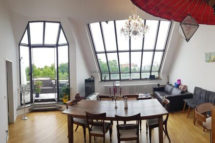 Location In Munchen Mieten Wohnung Lr2728 Wohnen Wohnung Offener Wohnbereich