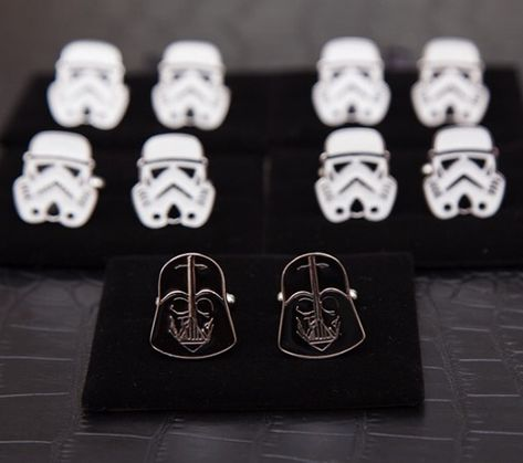 20 Star Wars Details for the Ultimate Geek Wedding - mywedding