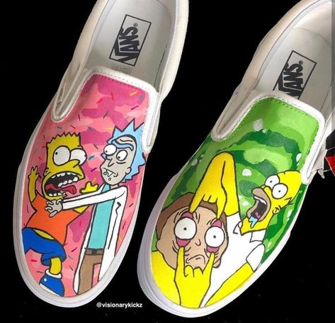 528 Best shoessss images in 2020   Painted shoes, Me too