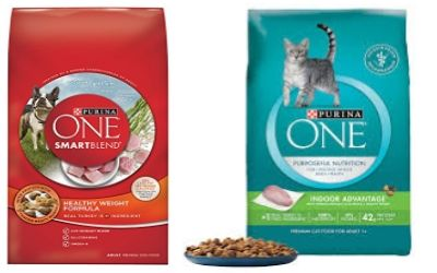 Free Full Size Bag Purina Dog Cat Food Daily Free Samples