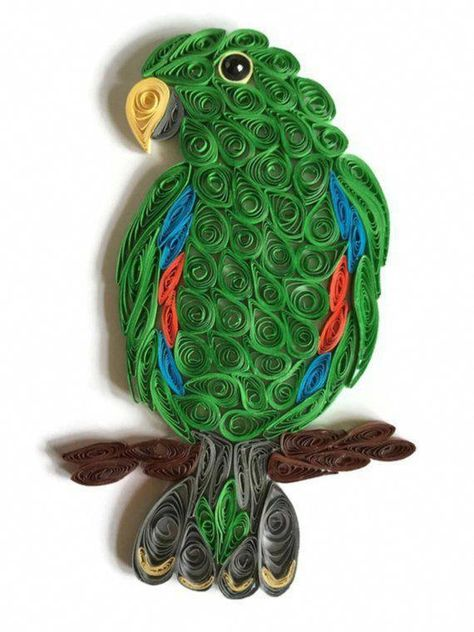 Animal Quilling Designs #AnimalpaperQuilling