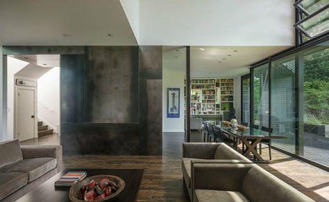 Modern residence in Seattle by Tom Kundig