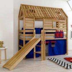 Reduzierte Hochbetten Spielbetten Mit Rutsche Spielbett Loft