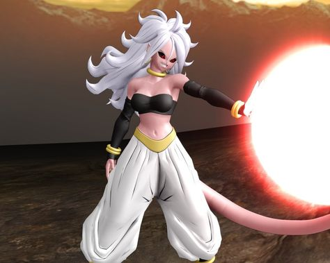 android 21 figure