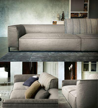 Sofa Arketipo Salon \/ Living room Pinterest Sofas, Salons - designer sofa windsor arketipo