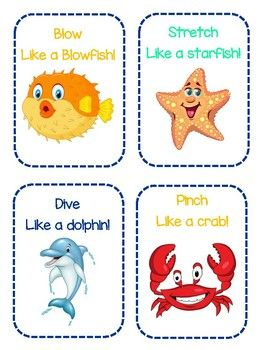 Bbc Under The Sea Phonics