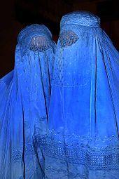 Burqa — Wikipédia