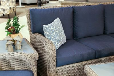 South Sea Rattan St Tropez All Weather Sofa Homemakers Furniture