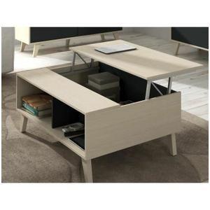 grande vente 56d52 12d76 65 Joyeux Table Basse Plateau Relevable Conforama Image | + ...