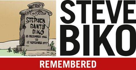 Remembered #SteveBiko #SouthAfrica #Sudáfrica
