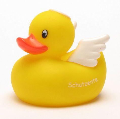 Engel Ente Quietscheente Gummiente Badeente Ente Spielzeug