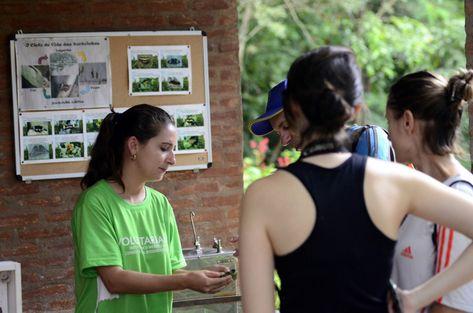 Estão abertas as inscrições para oito vagas do programa de voluntariado da ARIE (Área de Relevante Interesse Ecológico) Mata Santa Genebra, que tem gestão compartilhada do Instituto Chico Mendes de Conservação da Biodiversidade (ICMBio) e da Fundação José Pedro de Oliveira (FJPO). Os interessados podem se inscrever até 16 de setembro, pelo sistema de voluntariado, […]