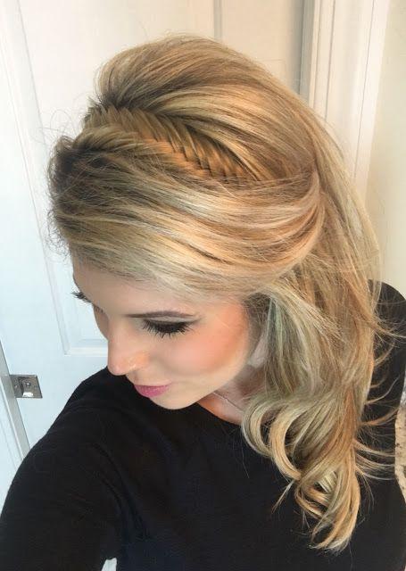 House Of Jen Madison Braids Review Fish Tail Braid Easy Braids Braided Headband Hairstyle