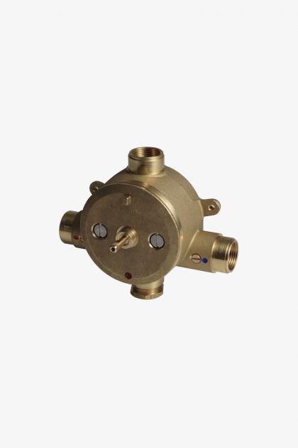 Universal 3 4 Thermostatic Valve Waterworks Waterworks