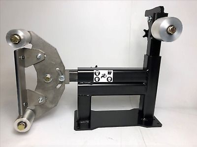 We Also Have Available A Sturdy Steel Base Plate If You Prefer Not To Mount This Permanently To A Bench Belt Grinder Belt Grinder Plans 2x72 Belt Grinder Plans