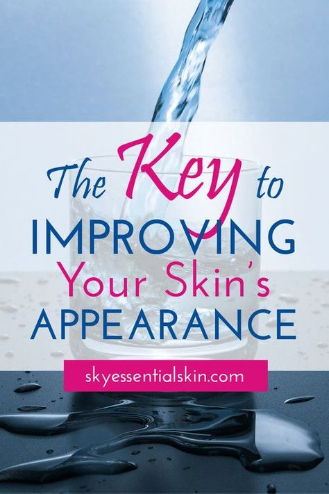 We are often looking for that miracle product that will make our skin look great. But what many may not know is that the key to healthy skin is right at your fingertips. #skincaretips #beautifulskin #healthylifestyle #glowingskin #skinDIY #naturalskin #hy