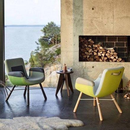 Fauteuil Confortable 30 Modeles Design Et Confort Entre Deco Et Detente Fauteuil Confortable Fauteuil Design Fauteuil