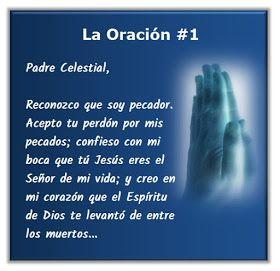 Oraciones Center Oración 1 La Oración De Fe En Dios Y Entrega A Jesús Oraciones De Fe Oraciones Frases De Bendiciones