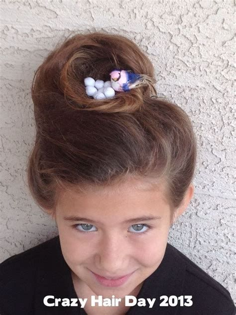 Crazy Hair 2013 Birds Nest French Roll Hairstyles And Crazy Hair Roll Hairstyle French Roll Hairstyle