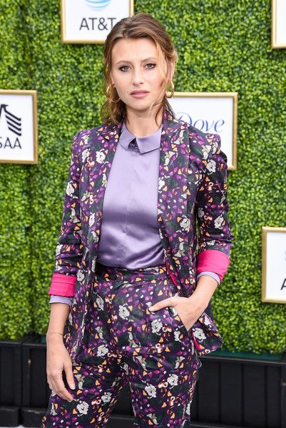 Aly Michalka attends The CW Network's Fall Launch Event.