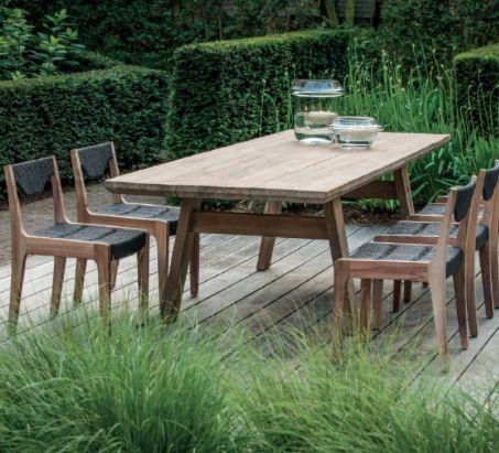Mobilier Decoration Outdoor Projet Sur Mesure Nicolas Dhuren Decoration Interieure Table Exterieur Decoration Outdoor