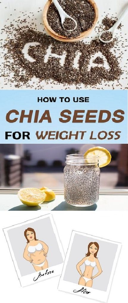 Chia Seeds Weight Loss Before And After : seeds, weight, before, after, Weight