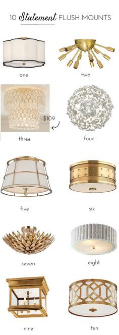 best flush mount ceiling lighting my 10 faves from inexpensive to