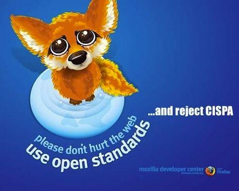 Mozilla Stands Against CISPA