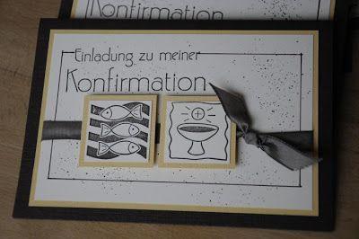 17 best images about konfirmation on pinterest | kunst, the o'jays, Einladung