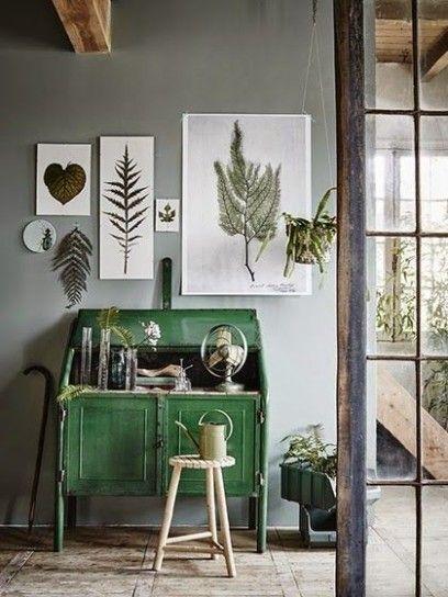 Arredare Casa Con Il Verde Idee Per Decorare La Casa Idee Per
