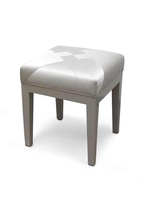 Super Aiveen Daly Chevron Stool In 2019 Ottoman Sofa Upholstery Ibusinesslaw Wood Chair Design Ideas Ibusinesslaworg