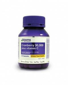 Cranberry 30,000 plus vitamin C Cranberry juice extract can