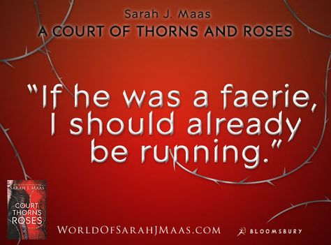 Quote From A Court Of Thorns And Roses By Sarah J Maas Con
