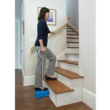 The Only Half Step Stair Climbing Aid Stair Climbing Stairs Design