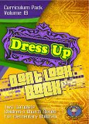 "Curriculum Pack Vol 19 - ""DRESS UP"" and ""DON'T LOOK BACK!"""