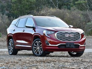 Best 2019 Gmc Terrain Style With Images Gmc Terrain Gmc