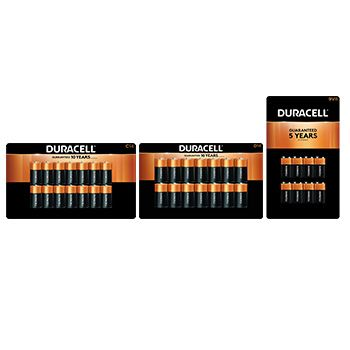 Duracell C D And Or 9v Coppertop Batteries Warehouse Duracell Tech Company Logos