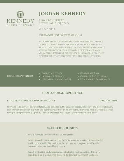8 best resume templates images on Pinterest | Sample resume ...