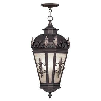 Phillipstown 4 Light Outdoor Hanging Lantern Hängelaternen