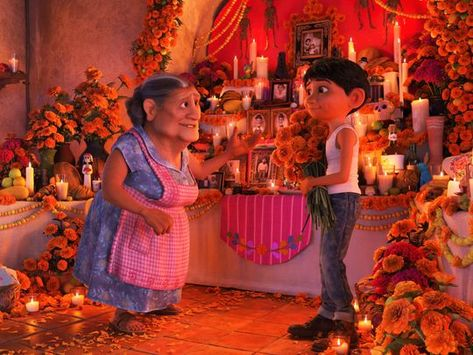 Everything you need to know about the Mexican cultural references in Pixar's 'Coco'